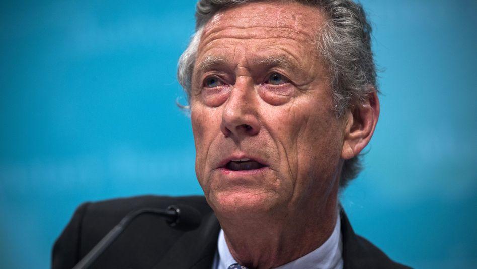 """""""Seien wir nicht zimperlich: Olivier Blanchard, Ex-Chefökonom des IWF, will Staatsschulden entdämonisieren"""