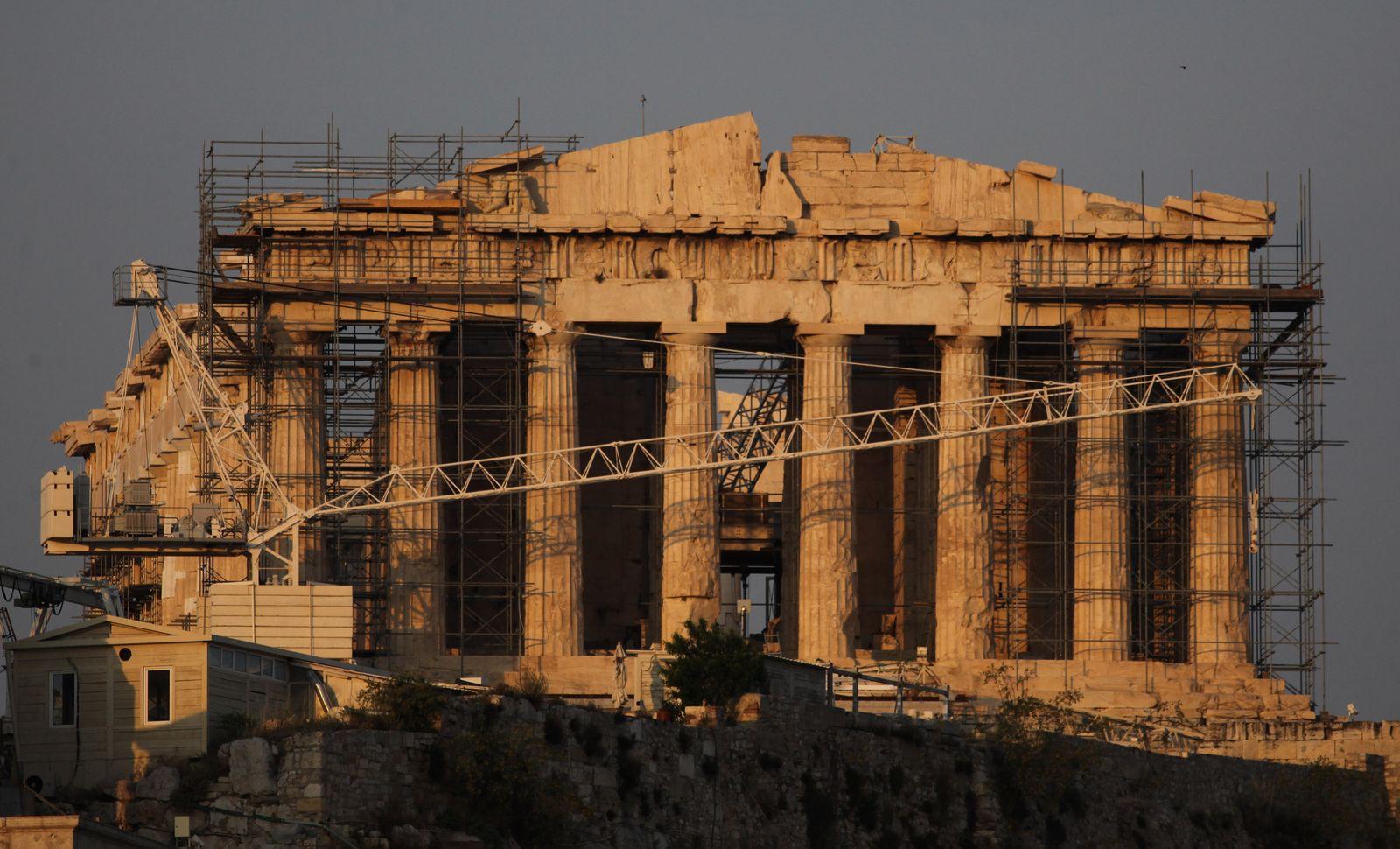 Griechenland/ Athen/ Akropolis