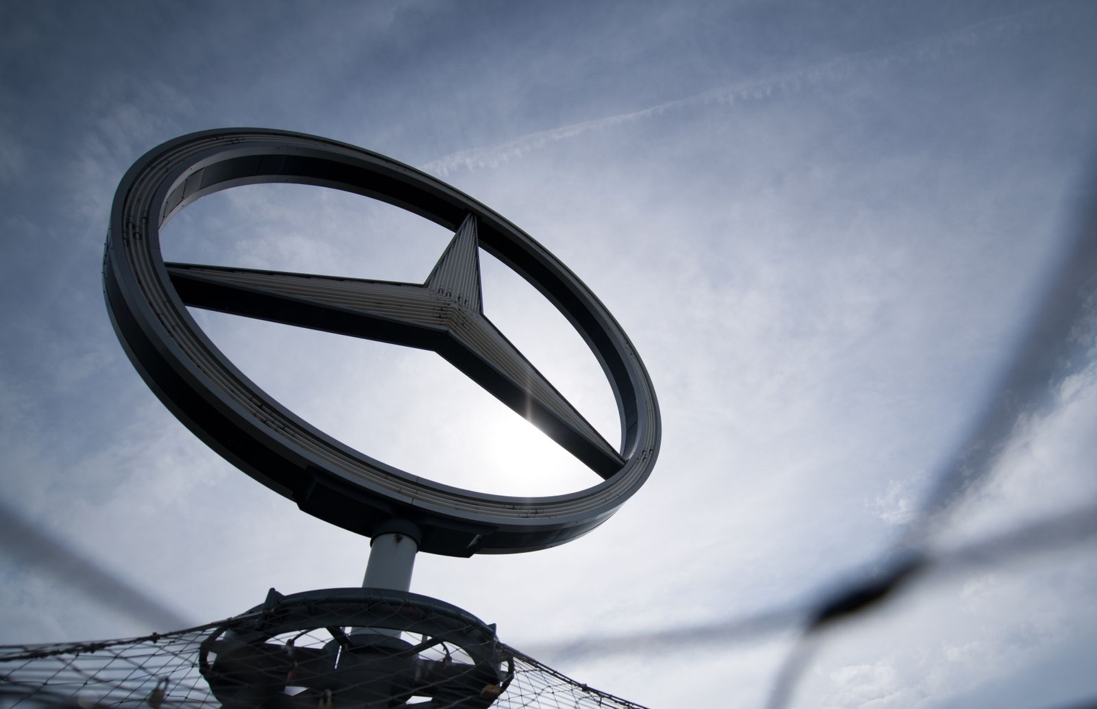 Software-Manipulation bei Daimler-Dieselautos/ GLK 220 CDI