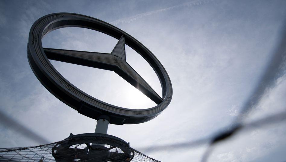 Funktionen und Aufgaben bei der Daimler-Sparte Mercedes-Benz werden neu verteilt