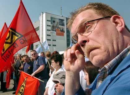 Proteste bei Siemens: Harter Widerstand gegen die Vorstandspläne