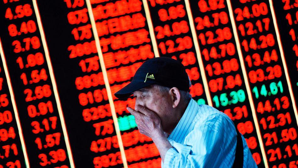 Einstieg nach Kurssturz? Die Börse in China ist in der ersten Jahreshälfte gefallen, so wie andere Emerging Markets ebenfalls - Experten sehen den Tiefpunkt nun erreicht.