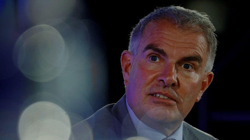 Dankt dem Steuerzahler: Lufthansa-Chef Carsten Spohr