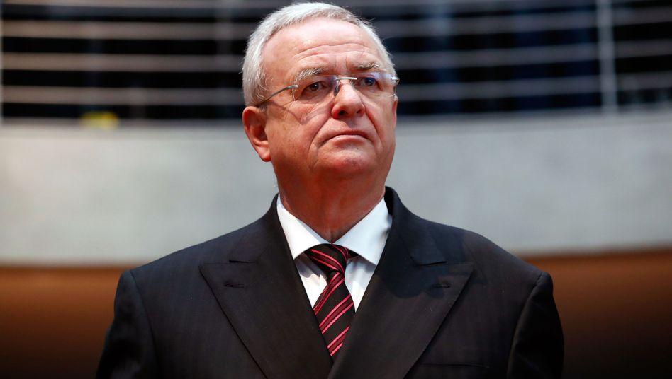 Martin Winterkorn: Der ehemalige VW-Chef ist jetzt auch in Deutschland angeklagt