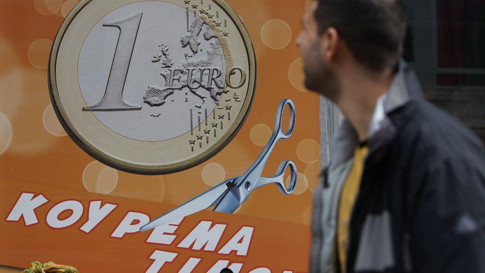 Euro und Geuro: Griechenland könnte mit der Parallelwährung die eigene Währung abwerten ohne den Euro zu verlassen