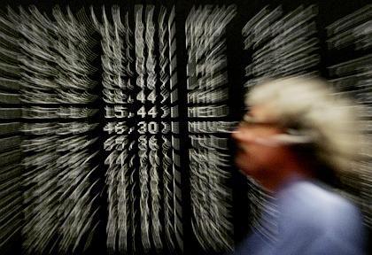 Börse in Frankfurt: Abwärtsrevisionen schon in diesem Jahr wahrscheinlich