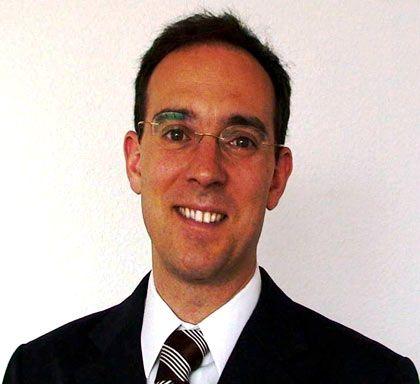 Manuel Obermayer, Geschäftsführer der Melius GmbH, sucht mittelständische Unternehmen für reiche Industriellenfamilien vom Golf