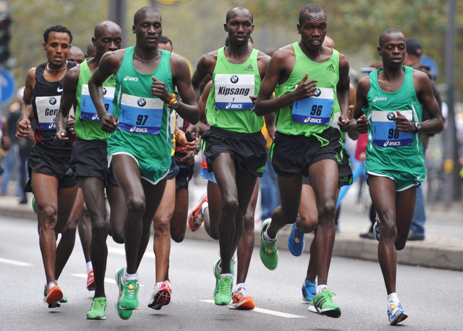 Frankfurt Marathon - Kipsang gewinnt