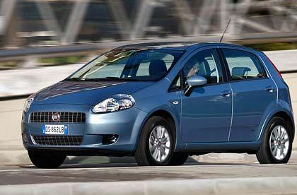 Grande Punto: Fiat kehrt zurück auf den chinesischen Markt