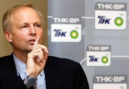 Aufgenommen: Nach den Erfahrungen bei TNK-BP kommt Dudley wieder bei BP unter