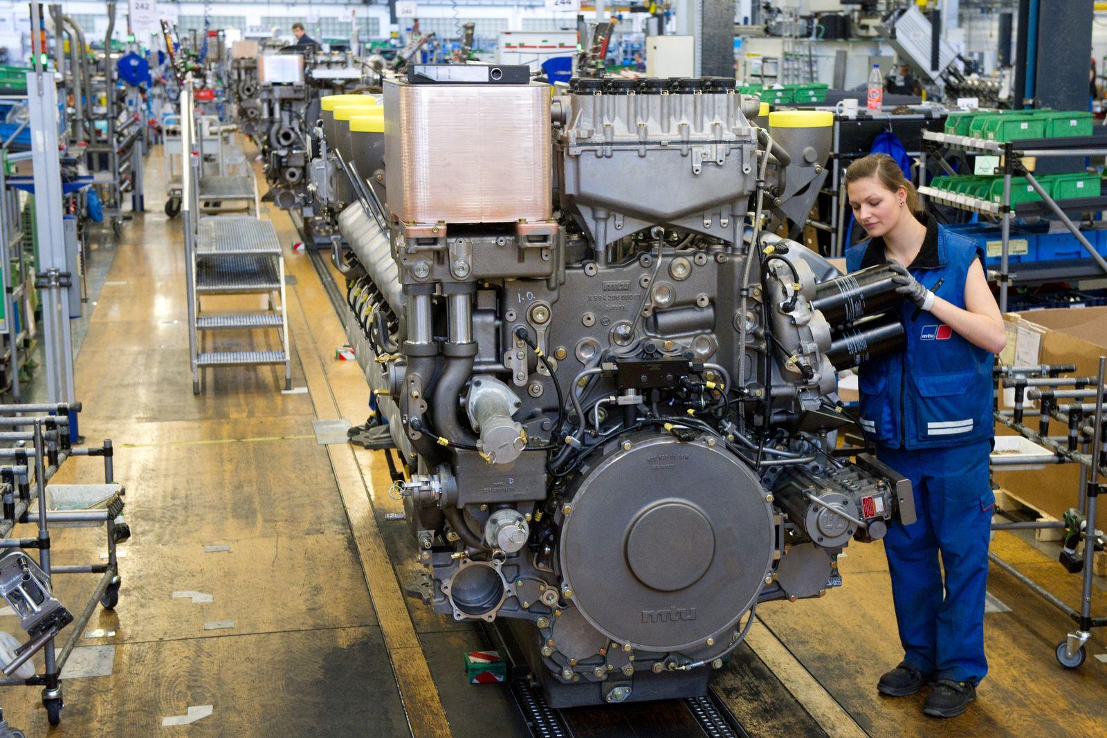 mmo Thema: Industrie / Maschinenbau