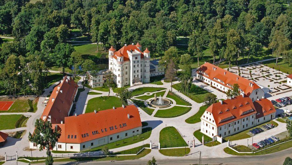 Schlosshotels in Polen: Urlaub im Märchenland
