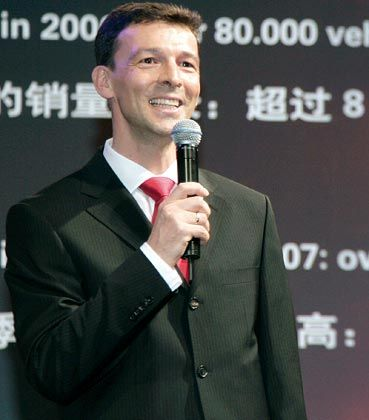 Neuer VW-Vertriebschef für Deutschland: Manager Eichhorn