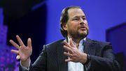 """Salesforce-Chef Benioff bescheinigt SAP ein """"Führungsproblem"""""""