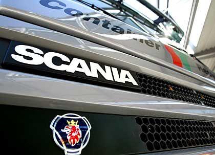 Scania-Lkw: Konzern verlängert Vertrag von Vorstandschef
