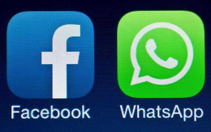 Whatsapp ist Facebooks bislang teuerste Übernahme. Nun haben sich die Gründer von FB verabschiedet