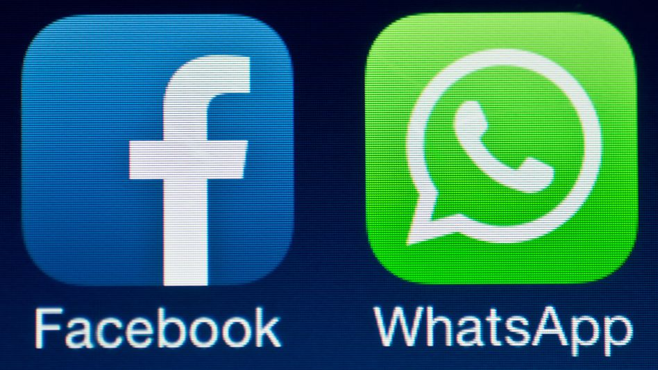 Alle Kontakte, alle Daten - Social-Media-Apps greifen alles ab, was sie bekommen können