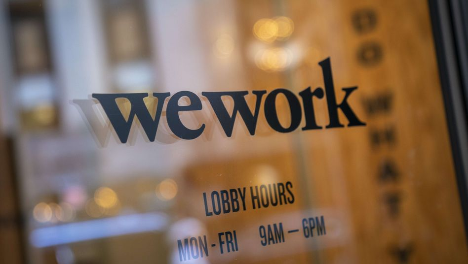 WeWork-Office in New York: Anstelle von 1,5 Milliarden Dollar will Softbank nun offenbar 2,5 Milliarden Dollar investieren