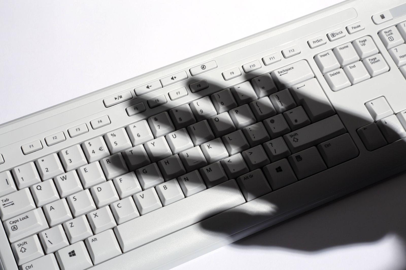 EINMALIGE VERWENDUNG Cybercrime
