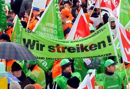 Streiks im öffentlichen Dienst: In Baden-Württemberg beginnt nun die Schlichtung