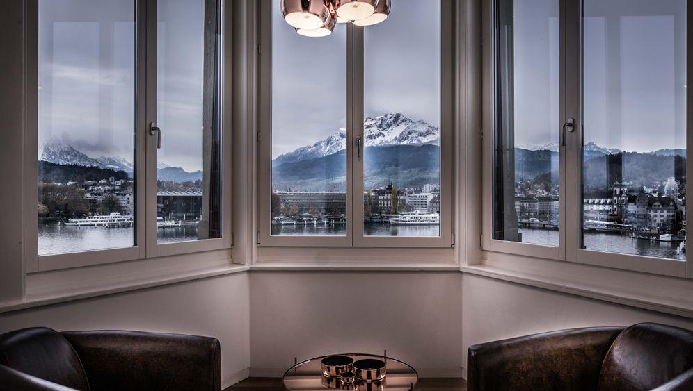 Corona-Angebot aus der Schweiz: So luxuriös geht Quarantäne