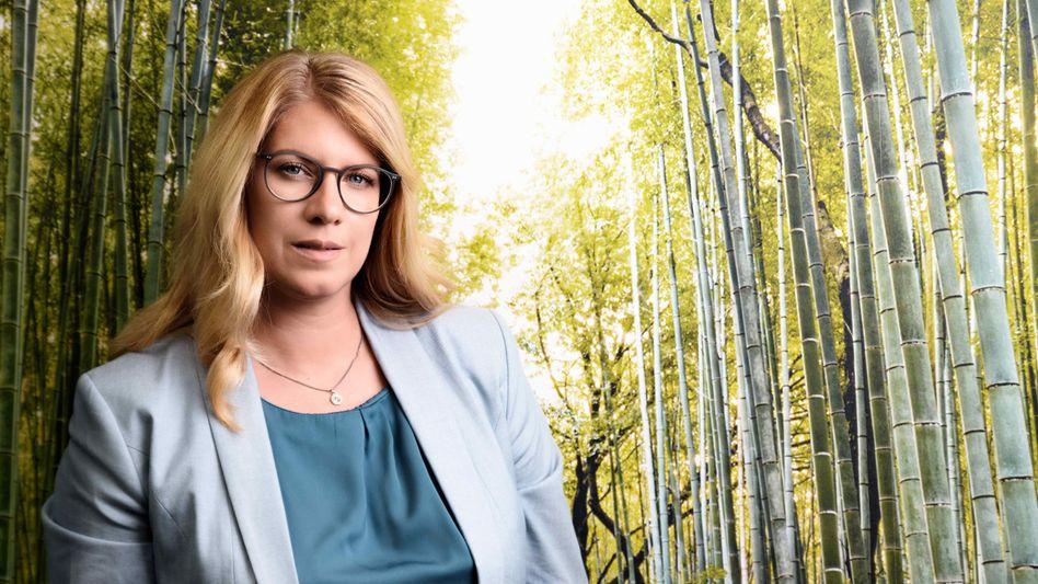 Die Unternehmerin Vanessa Weber hat allen Mitarbeitern freigegeben, die demonstrieren gehen möchten