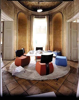 Ligne Roset: Design fürs Wohnzimmer