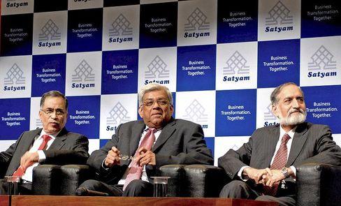 Komplett: Neue Führungsriege für Mahindra Satyam