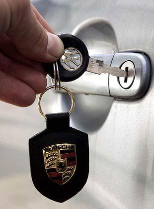 Schlüsselinvestment: Der Einstieg von Porsche ist ein Segen für VW