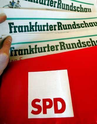 """DDVG: Die SPD-Medienholding will an der """"FR"""" festhalten"""