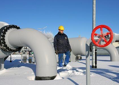 Verdichterstation an deutsch-tschechischer Grenze: Europa braucht russisches Gas