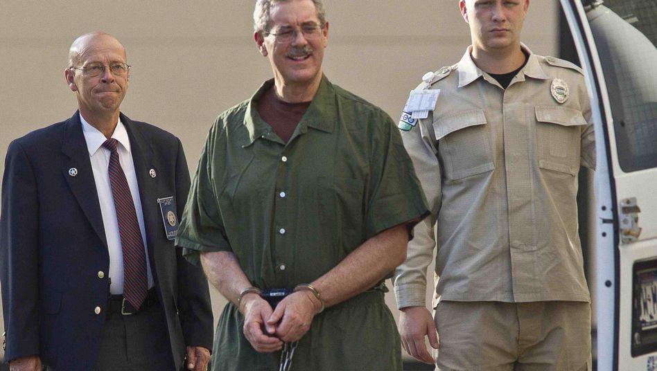 Allen Stanford (M.) wird sein den Rest seines Leben wohl im Gefängnis verbringen