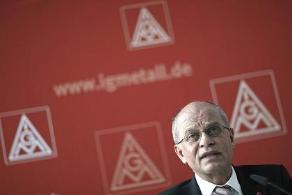 Bedingungen für die Opel-Zukunft: IG-Metall-Chef Huber will mitbestimmen