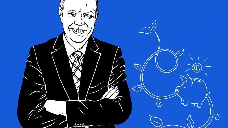 Thomas Jorberg ist seit 1993 im Vorstand der Gemeinschaftsbank für Leihen und Schenken (GLS Bank), der ältesten deutschen Ökobank. Der Diplomökonom war darüber hinaus der erste Auszubildende der GLS.
