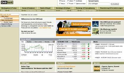 DAB Bank: Deutschlands drittgrößter Online-Broker startete profitabel ins neue Geschäftsjahr