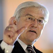 """""""Die Zurückhaltung ablegen"""": Außenminister Steinmeier rät Managern, sich """"vernehmbar"""" von schwarzen Schafen zu distanzieren"""