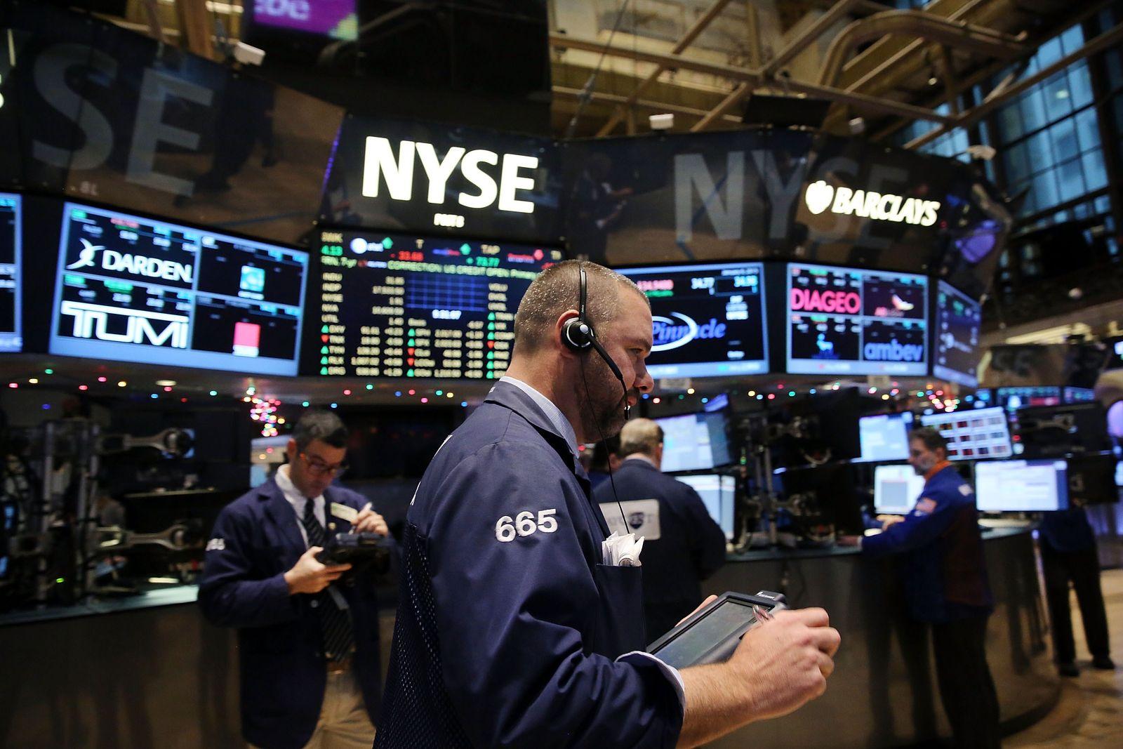 New York Börse NYSE
