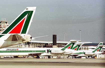 """Alitalia-Maschinen: """"Wahl zwischen Teufel und Belzebub"""""""