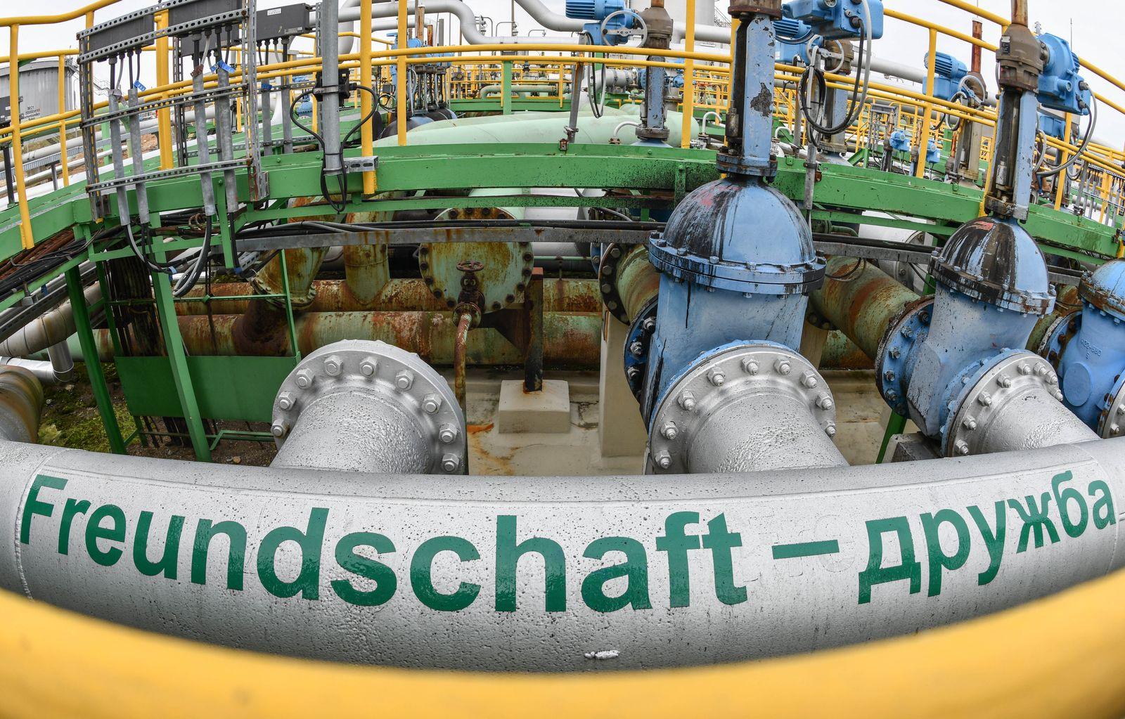 Verband: Keine Öl-Engpässe durch russische Lieferprobleme