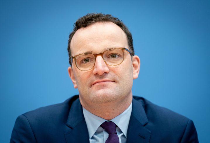 Jens Spahn verzichtet auf eine Kandidatur, könnte aber unter Laschet die Nummer 2 werden