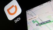 Didi-Aktie stürzt nach Eingriff Pekings ab