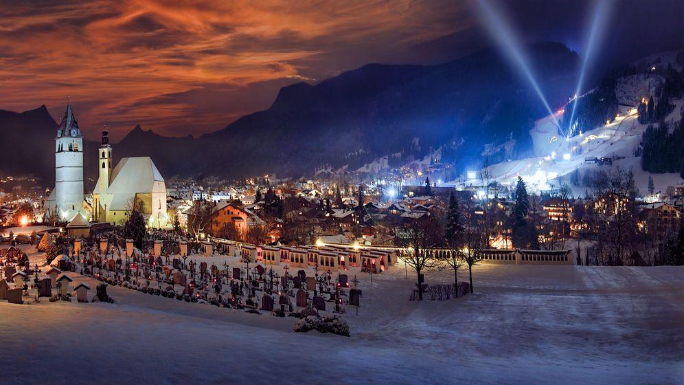 Streif und Hüttenzauber: Kitzbühel als Winterhauptstadt