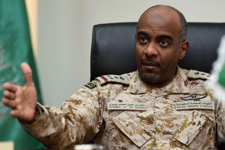 General Ahmad Asiri, Ex-Vize-Chef des saudi-arabischen Geheimdienstes