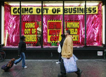 Weltweiter Abschwung: Vor allem die Entwicklungsländer sind besonders stark betroffen. Die Asiatische Entwicklungsbank schätzt den Schaden auf bislang 50 Billionen Dollar
