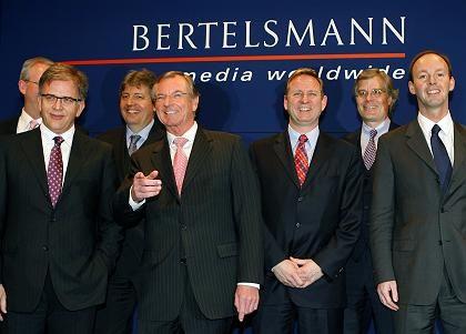 Europas größter Medienkonzern: Bertelsmann beschäftigt weltweit 101.009 Mitarbeiter