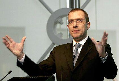 Züricher Zuchtmeister:Marcel Rohner, UBS-Vorstand und Chef des Wealth Managements