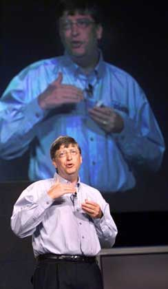 Microsoft-Chef Gates: Andere Investments sind risikoärmer