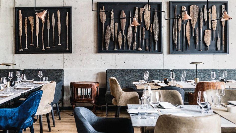 """NIEDERSACHSENS """"NOBU"""" Japanisch-südamerikanische Fusion-Küche im Wohnzimmer-Look der 50er Jahre"""