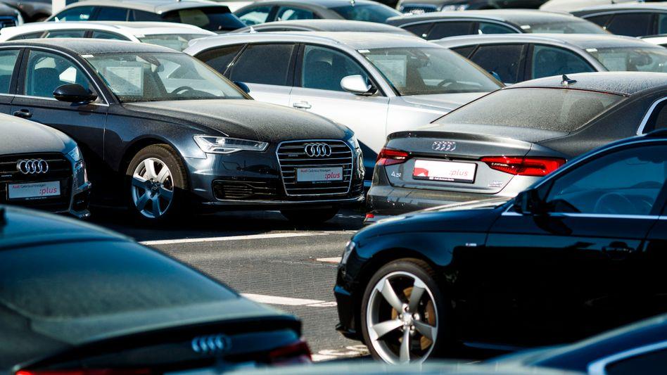 VW-Tochter Audi: Der Streit geht auch darüber, ob die VW-Tochter von den Manipulationen an Dieselmotoren wusste