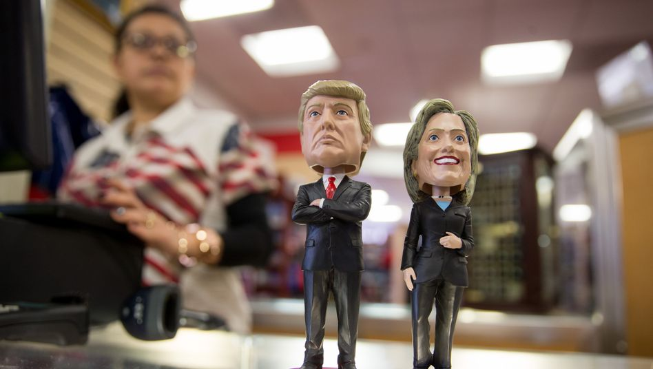Trump, Clinton: The rise of Trump shows just how elemental the worries about seeing Hillary in the White House are among white men.